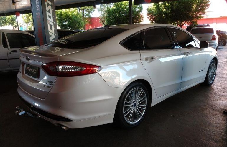 Ford Fusion 2.0 16V Hybrid Titanium (Aut) - Foto #5