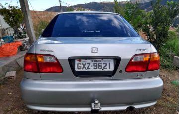 Honda Civic Sedan LX 1.6 16V - Foto #2