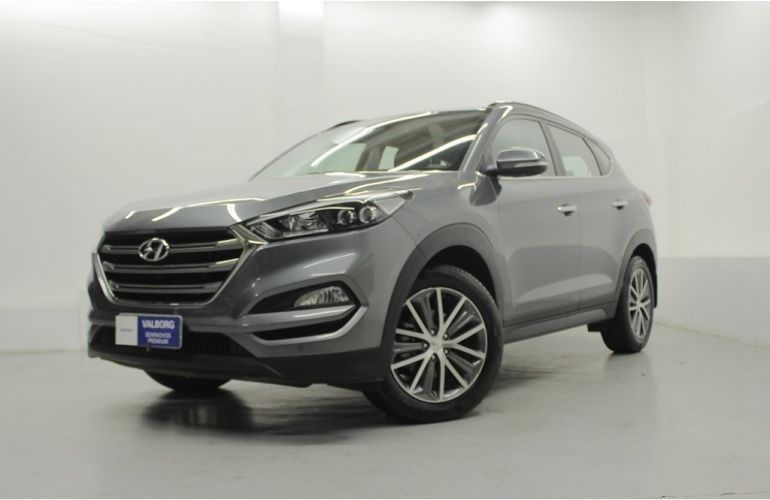 Hyundai New Tucson Limited 1.6 GDI Turbo (Aut) - Foto #1