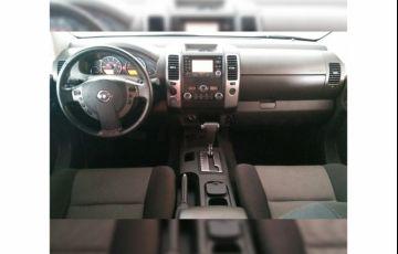 Nissan Frontier Platinum 2.5 TD CD 4x4 - Foto #9