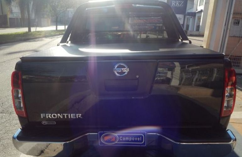 Nissan Frontier S 4x2 2.5 Turbo Diesel - Foto #6