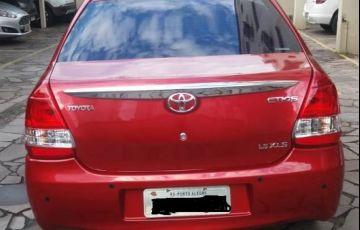 Toyota Etios Sedan XLS 1.5 (Flex) - Foto #9