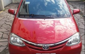 Toyota Etios Sedan XLS 1.5 (Flex) - Foto #10