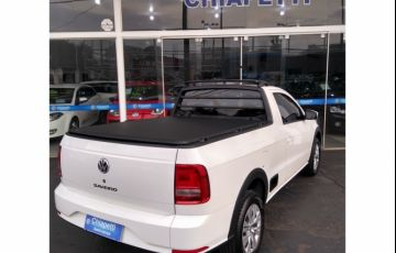 Volkswagen Saveiro Trendline 1.6 MSI CS (Flex) - Foto #3