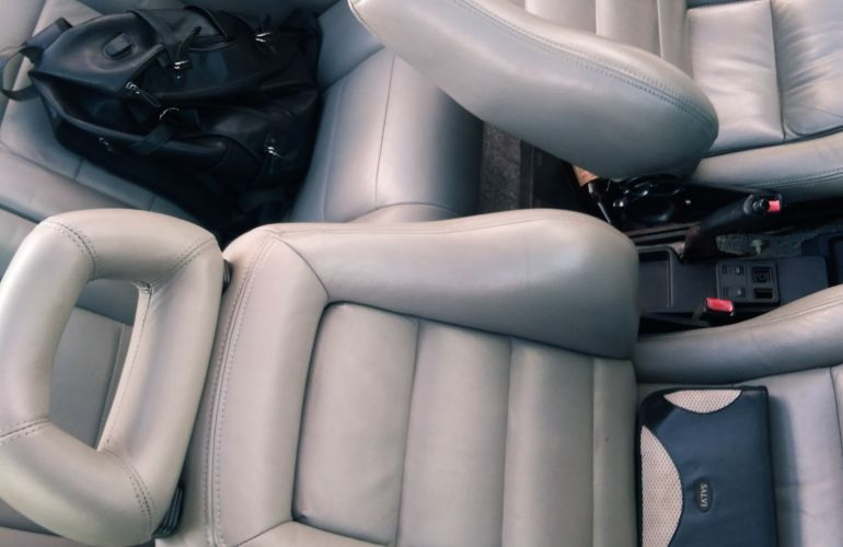Chevrolet Kadett Conversivel GSi 2.0 MPFi - Foto #1