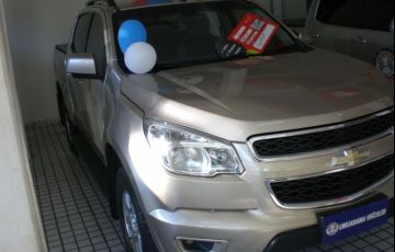 Chevrolet S10 LT 2.4 4x2 (Cab Dupla) (Flex)