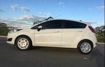 Ford New Fiesta S 1.5 16V - Foto #5