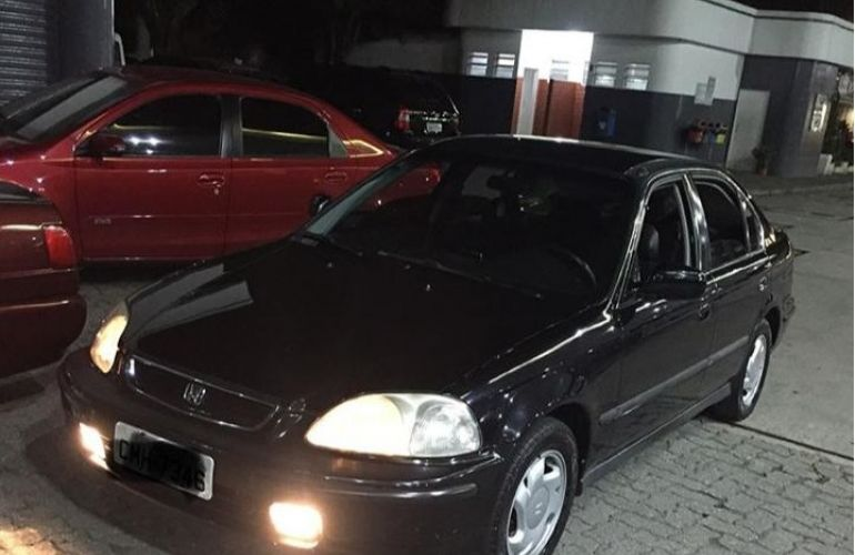 Honda Civic Sedan EX 1.6 16V - Foto #6