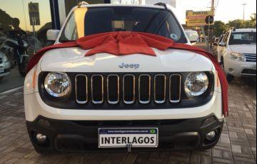 Jeep Renegade Longitude 2.0 TDI 4WD (Aut)