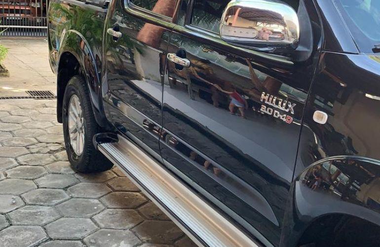 Toyota Hilux SRV 4X4 3.0 (cab dupla) (aut) - Foto #3