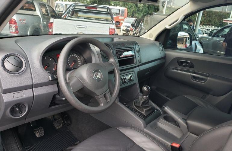 Volkswagen Amarok 2.0 S 4x4 TDi (Cab Dupla) - Foto #8