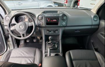 Volkswagen Amarok 2.0 S 4x4 TDi (Cab Dupla) - Foto #9