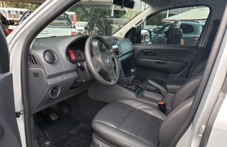 Volkswagen Amarok 2.0 S 4x4 TDi (Cab Dupla) - Foto #10