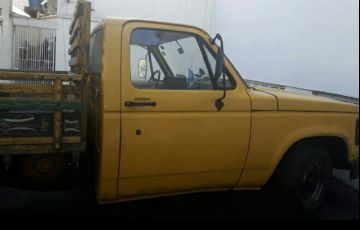Chevrolet A20 Pick Up Custom S 4.1 (Cab Simples) - Foto #4