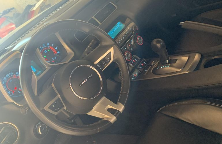 Chevrolet Camaro 6.2 2SS - Foto #4