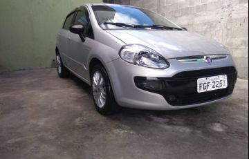 Fiat Punto Essence 1.6 16V Dualogic (Flex)