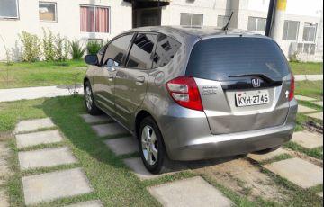 Honda New Fit LXL 1.4 (flex) (aut) - Foto #6