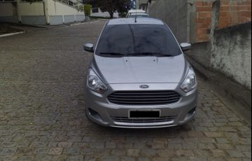 Ford Ka Sedan SE Plus 1.5 16v (Flex) - Foto #1