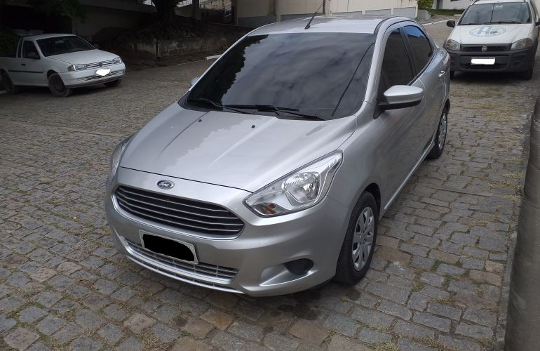 Ford Ka Sedan SE Plus 1.5 16v (Flex) - Foto #4