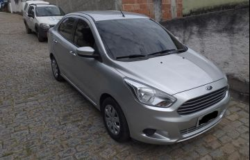Ford Ka Sedan SE Plus 1.5 16v (Flex) - Foto #7