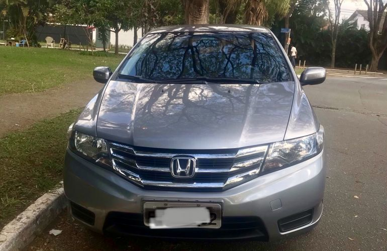 Honda City EX 1.5 16V (flex) - Foto #6