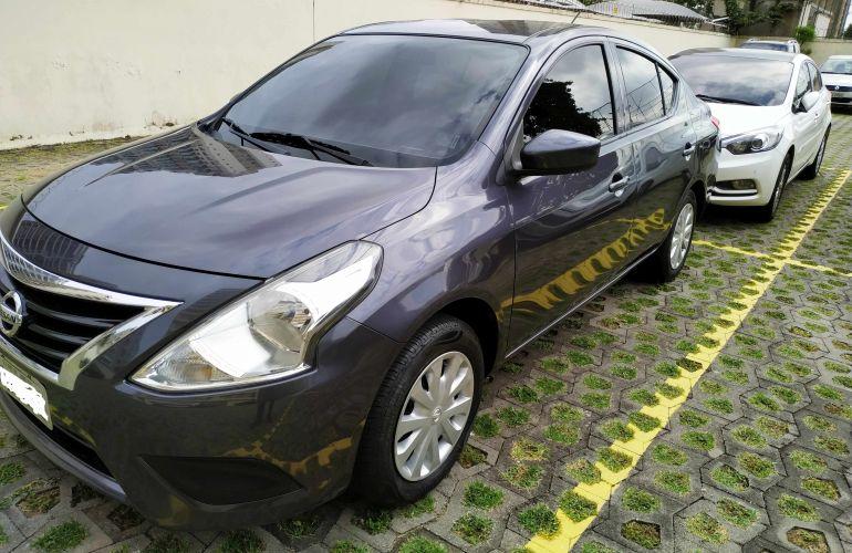 Nissan Versa 1.0 12V (Flex) - Foto #8