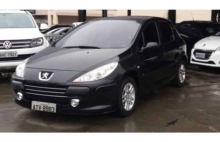Peugeot 307 Hatch. 1.6 16v Millesim 200 (Flex) - Foto #1