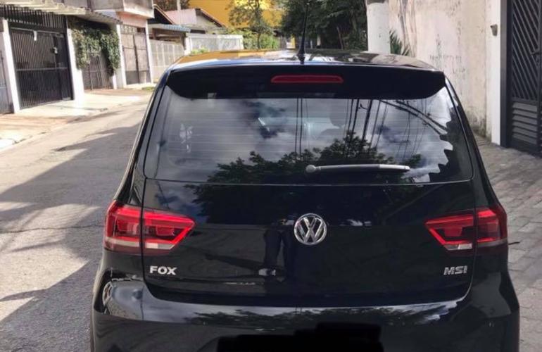 Volkswagen Fox 1.6 MSI Rock in Rio (Flex) - Foto #6