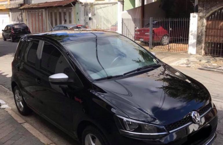 Volkswagen Fox 1.6 MSI Rock in Rio (Flex) - Foto #8