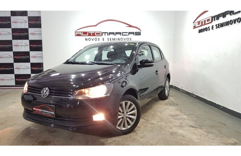 Volkswagen Gol 1.0 MPI Comfortline (Flex) - Foto #2
