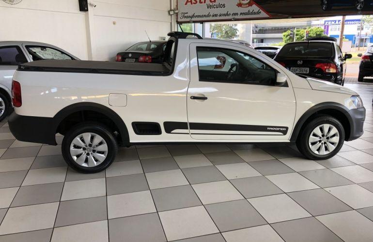 Volkswagen Saveiro 1.6 Startline CS (Flex) - Foto #8