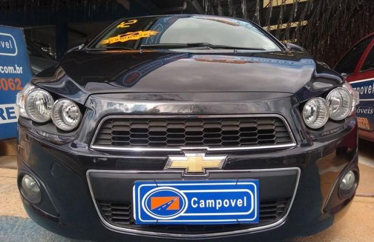 Chevrolet Sonic Sedan LTZ 1.6 MPFI 16V Flex - Foto #1