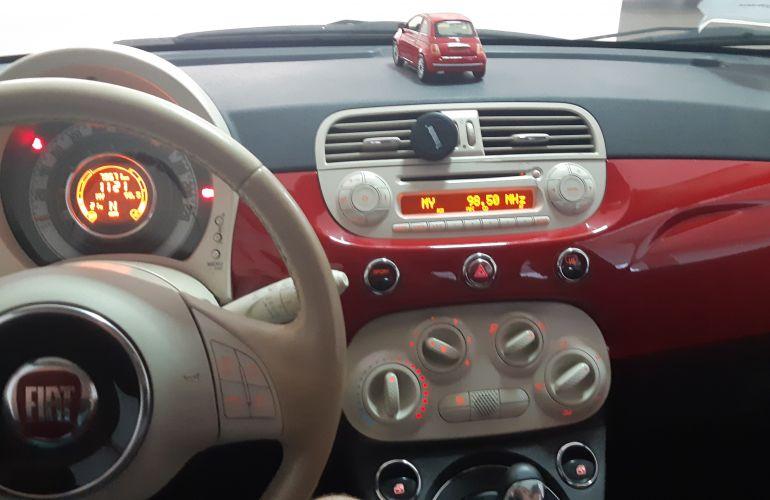 Fiat 500 Cult Dualogic 1.4 8V - Foto #3