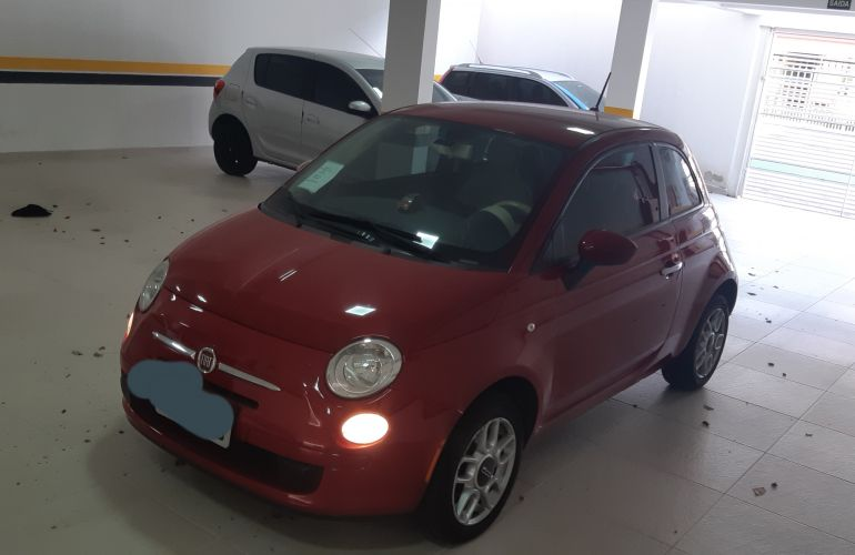 Fiat 500 Cult Dualogic 1.4 8V - Foto #6