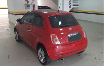 Fiat 500 Cult Dualogic 1.4 8V - Foto #7