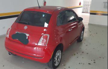 Fiat 500 Cult Dualogic 1.4 8V - Foto #9