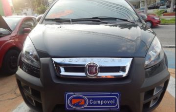 Fiat Idea Adventure Dualogic 1.8 16V Flex