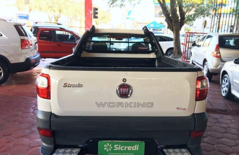Fiat Strada 1.4 CS Hard Working - Foto #3