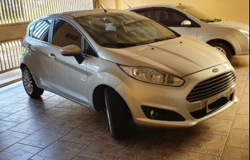 Ford New Fiesta Titanium 1.6 16V PowerShift