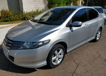 Honda City LX 1.5 16V (flex) - Foto #5