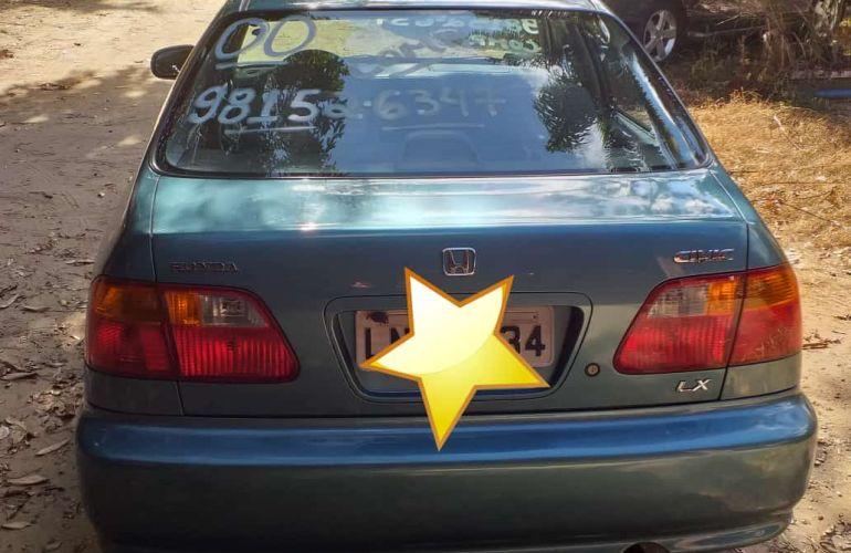 Honda Civic Sedan LX 1.6 16V - Foto #3