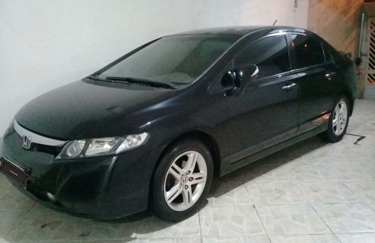 Honda New Civic EXS 1.8 (Aut) - Foto #5