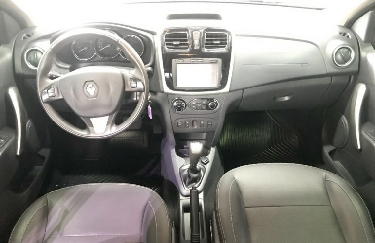 Renault Logan Dynamique 1.6 16V SCe Easy-R (Flex) - Foto #7