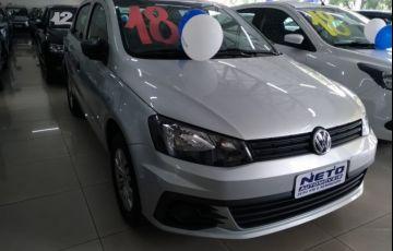Volkswagen Voyage 1.6 VHT Trendline (Flex) - Foto #1