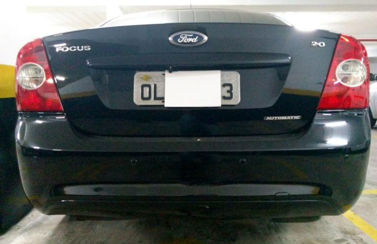 Ford Focus Sedan GLX 2.0 16V (Flex) (Aut) - Foto #8