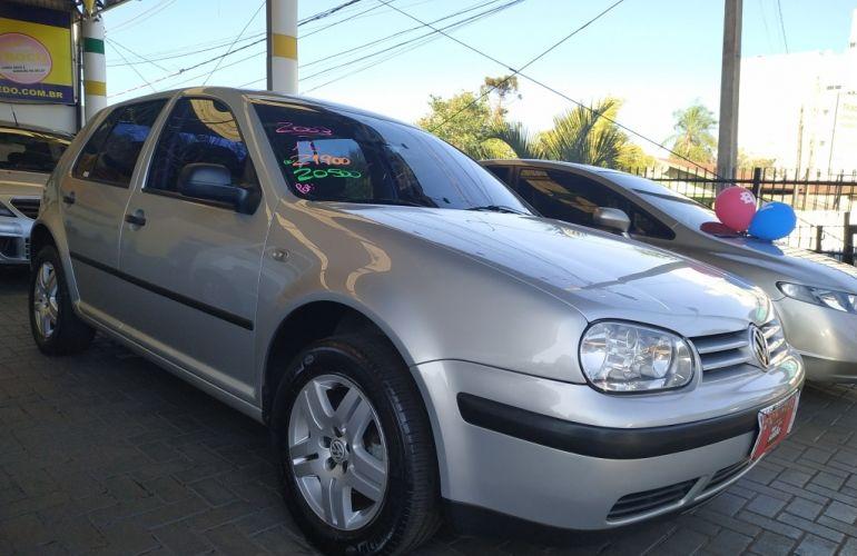 Volkswagen Golf  Sportline 1.6 VHT Total (Flex) - Foto #2