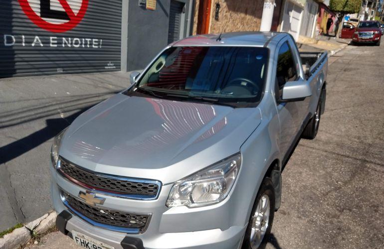 Chevrolet S10 LT 2.4 (Flex) (Cab Simples) 4x2 - Foto #4