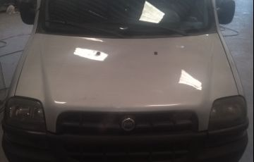 Fiat Doblò Cargo 1.8 8V - Foto #3