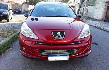 Peugeot 207 Passion XS 1.6 16V (flex) (aut) - Foto #9