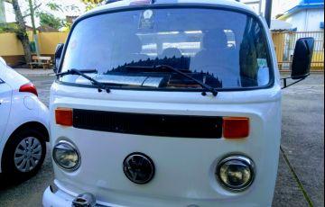Volkswagen Kombi Pick-Up 1.6 (cab. simples) - Foto #2